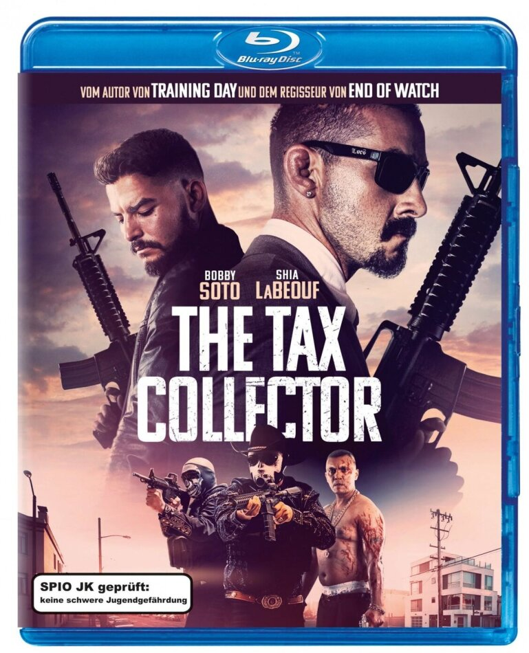 The Tax Collector (2020) (SPIO JK geprüft)