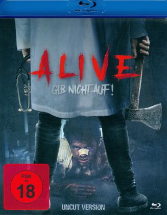 Alive - Gib nicht auf! (2018) (Uncut)