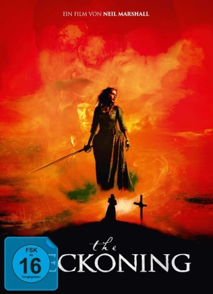 The Reckoning (2020) (Limited Collector's Edition, Mediabook, Blu-ray + DVD)