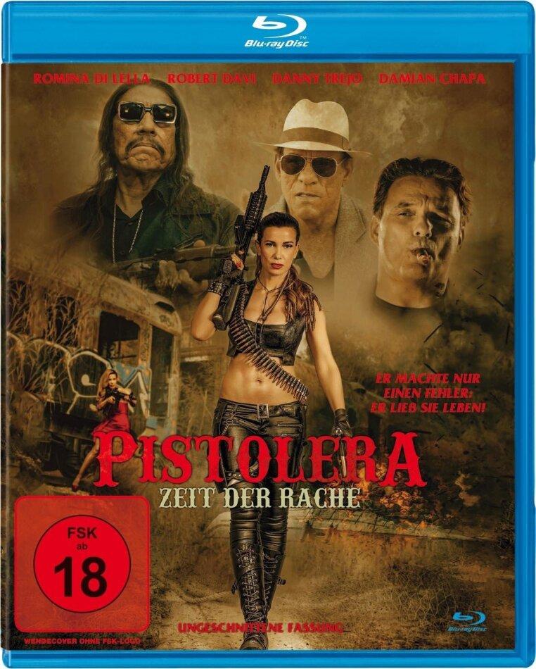 Pistolera - Zeit der Rache (2020) (Uncut)