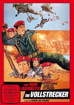 The Red Barrets - Die Vollstrecker (1982)