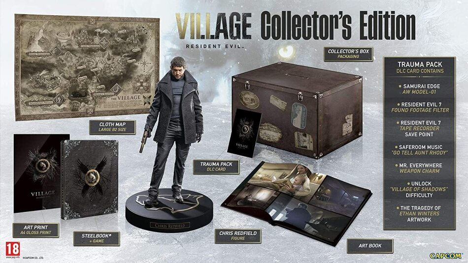 Resident Evil 8 - Village (Édition Collector)