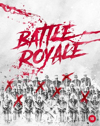 Battle Royale 1 & 2 (Limited Edition, 4 Blu-rays + CD)
