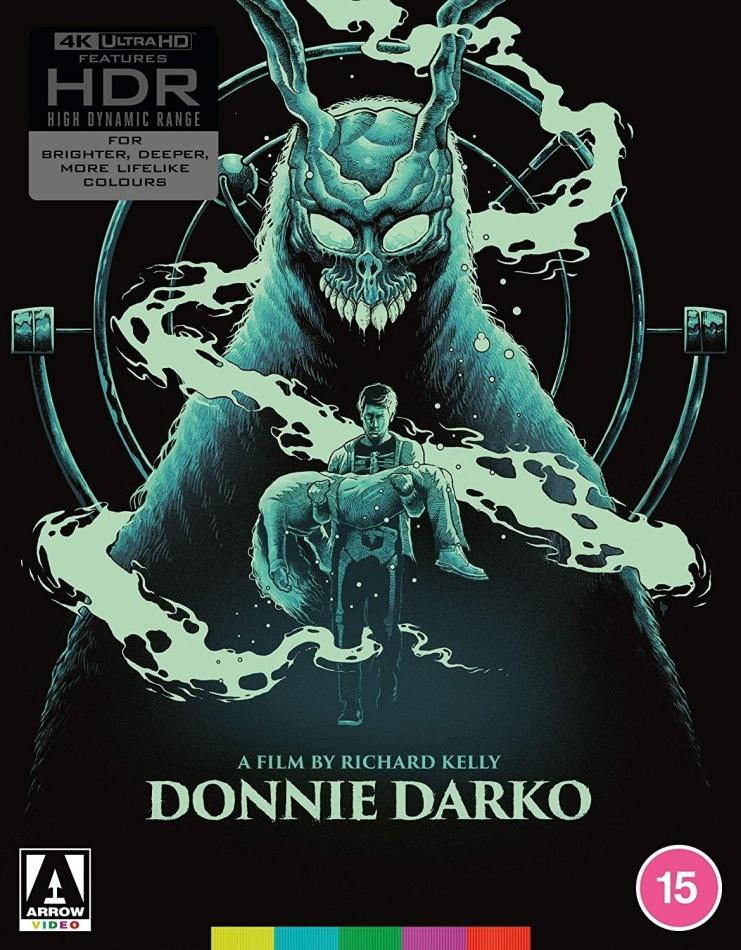 Donnie Darko (2001) (Limited Edition, 4K Ultra HD + Blu-ray)