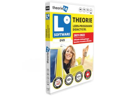 theorie24/CH-Fahrschule DVD 2021/22