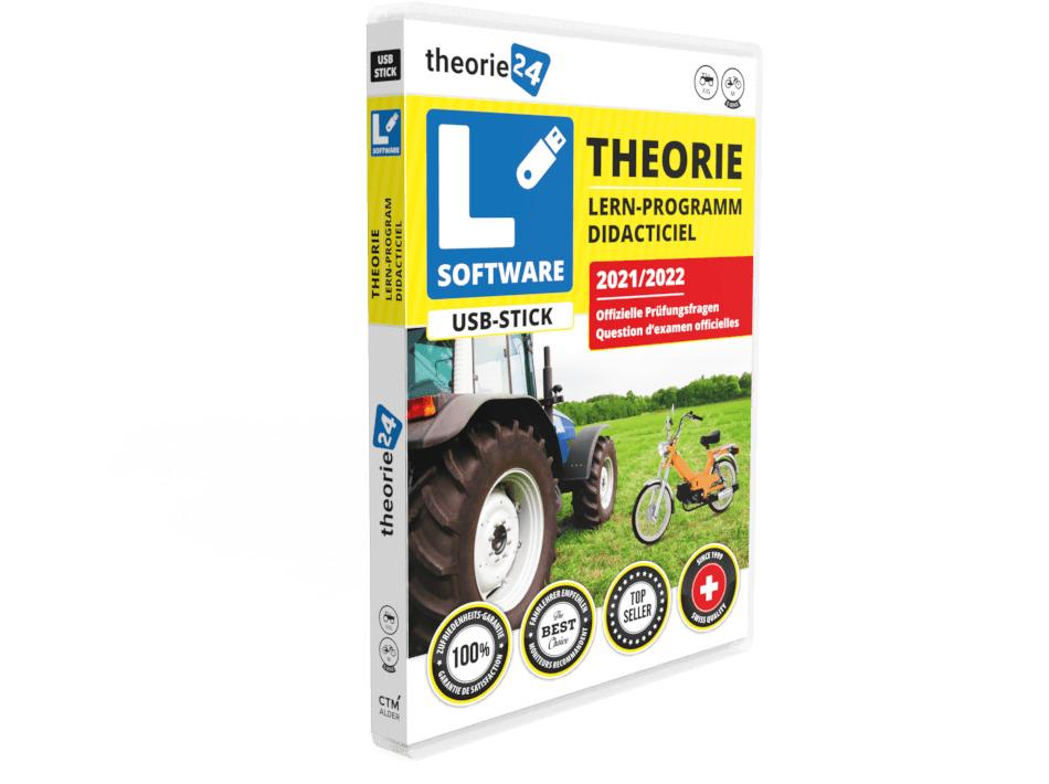 theorie24/CH-Fahrschule USB Kat. F/G,M 2021/22