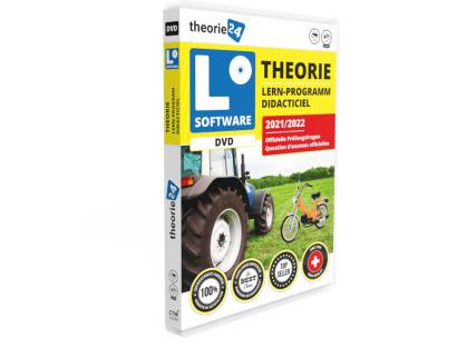 theorie24/CH-Fahrschule DVD Kat. F/G, M 2021/22