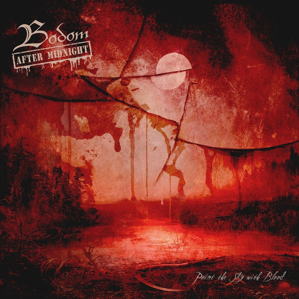 Bodom After Midnight (Alexi Laiho) - Paint The Sky With Blood (Ep)