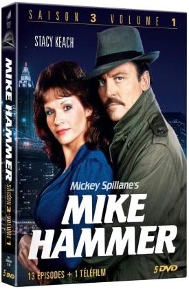 Mike Hammer - Saison 3 - Vol. 1 (5 DVDs)