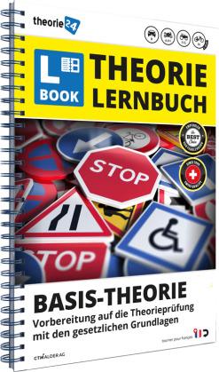 """theorie24/Ch-Fahrschule """"Basis Theorie"""" Theorie-Lernbuch"""