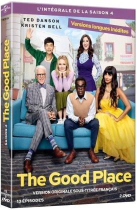 The Good Place - Saison 4 - La Saison Finale (2 DVD)