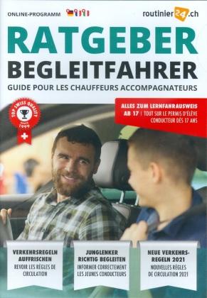 """routinier24.ch """"Ratgeber für Begleitfahrer"""" Online Box - Code in a Box"""
