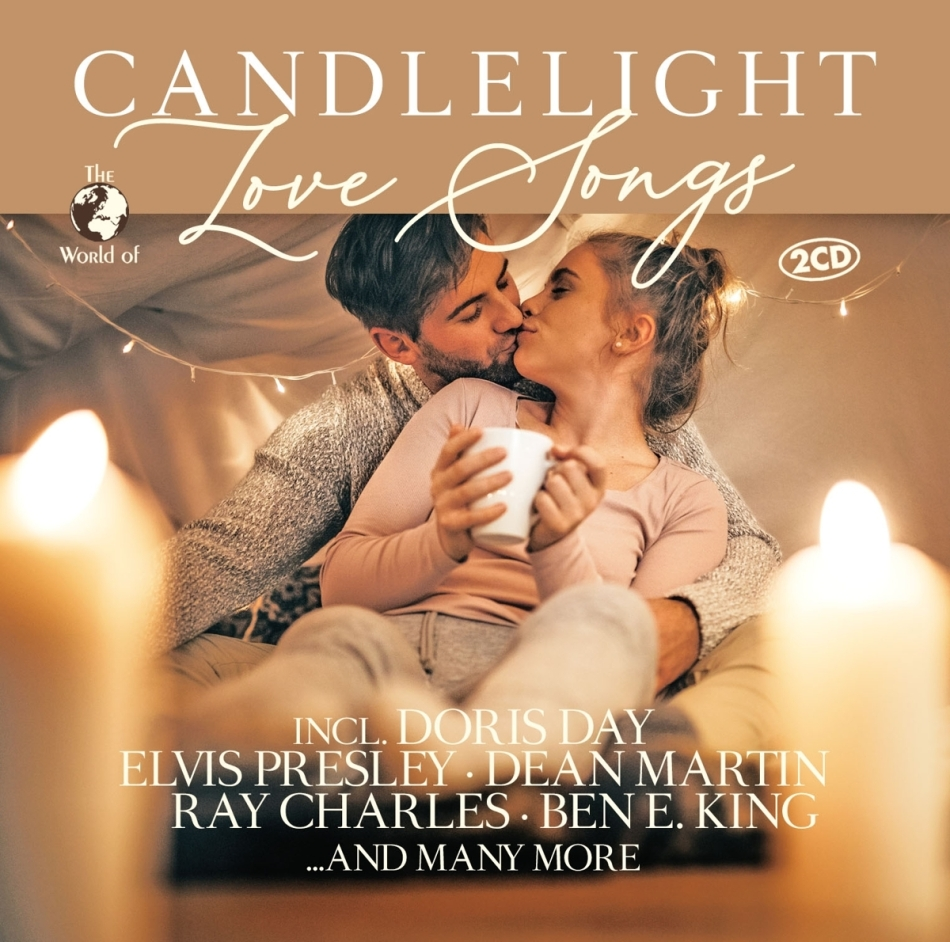 Candlelight Love Songs (2 CDs)