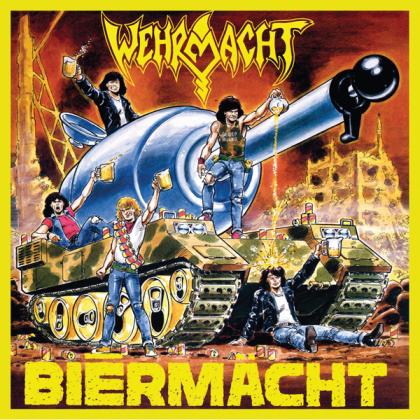 Wehrmacht - Biermacht (2021 Reissue)