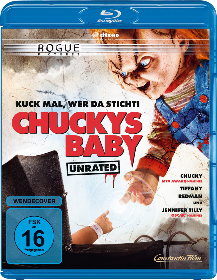 Chuckys Baby (2004) (Kinoversion, Unrated)