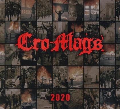 Cro-Mags - 2020 (Digisleeve, Arising Empire Label)