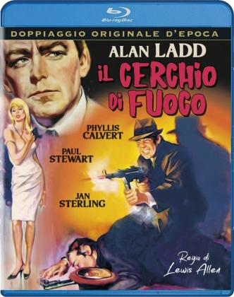 Il cerchio di fuoco (1951) (Doppiaggio Originale D'epoca, n/b)