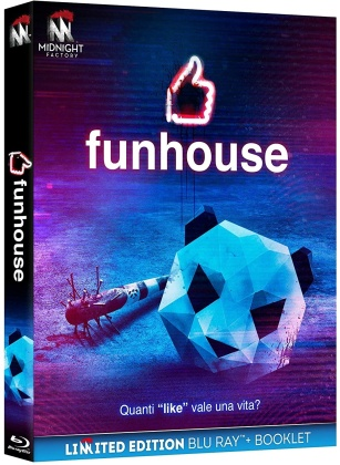 Funhouse (2019) (Midnight Factory, Edizione Limitata)