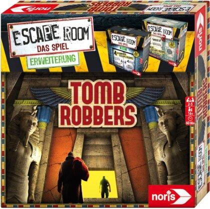 Escape Room Das Spiel: Tomb Robbers - ERWEITERUNG