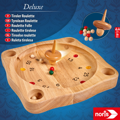Deluxe Tiroler Roulette