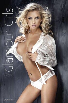 Glamour Girls 2022 - Bild-Kalender 33x49,5cm - Women - Erotische Frauen - Erotik-Kalender - Wand-Kalender - Alpha Edition