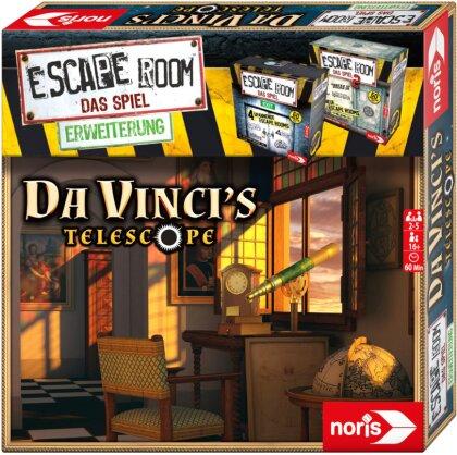 Escape Room Da Vinci's Telescope - ERWEITERUNG