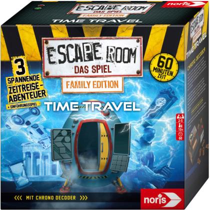 Escape Room Das Spiel Family Edition - Time Travel
