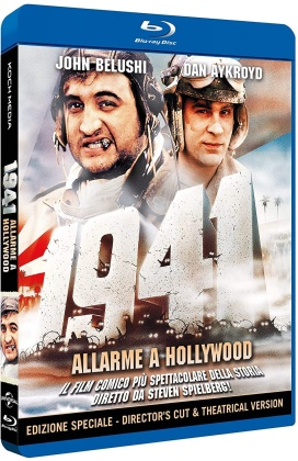 1941 - Allarme a Hollywood (1979) (Director's Cut, Edizione Speciale)