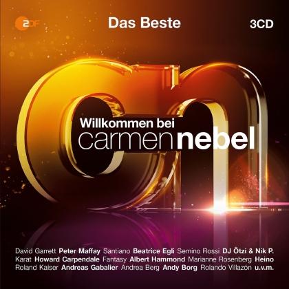 Willkommen Bei Carmen Nebel - Das Beste (3 CDs)