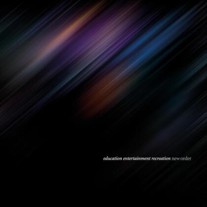 New Order - education entertainment recreation (Live) (3 LPs)