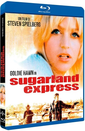 Sugarland Express (1974) (Neuauflage)