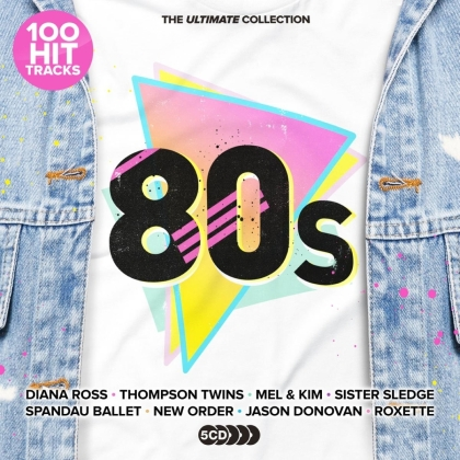 Ultimate 80s (5 CDs)