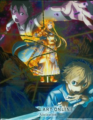 Sword Art Online - Alicization - Partie 2/2 (Schuber, Collector's Edition, Digibook, 2 DVDs)