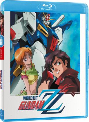 Mobile Suit Gundam ZZ - Partie 1 (3 Blu-ray)