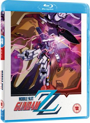 Mobile Suit Gundam ZZ - Partie 2 (3 Blu-ray)