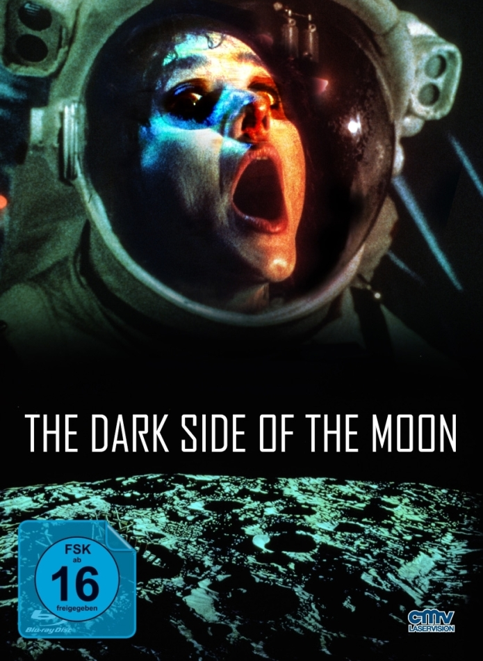 The Dark Side of the Moon (1990) (Limited Edition, Mediabook, Blu-ray + DVD)