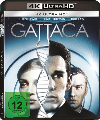 Gattaca (1997) (4K Ultra HD + Blu-ray)
