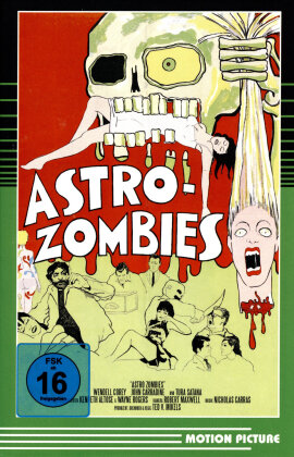 Astro Zombies (1968) (Grosse Hartbox, Limited Edition)