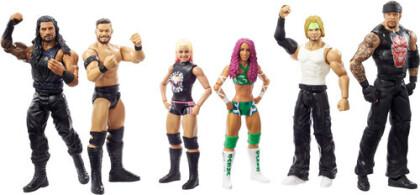 WWE - Wwe Basic Figures Battle Packs Asrt