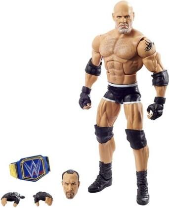 WWE - Wwe Wrestlemania Elite Goldberg