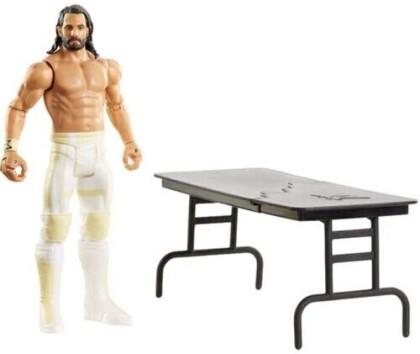 WWE - Wwe Wrekkin Figure Seth Rollins