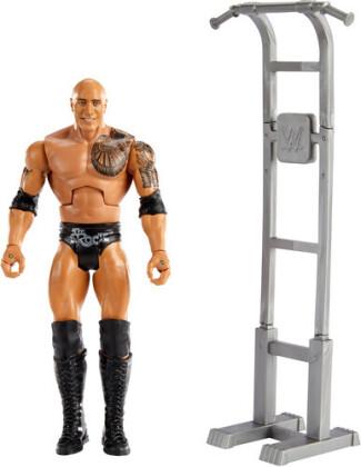 WWE - Wwe Wrekkin Figure The Rock