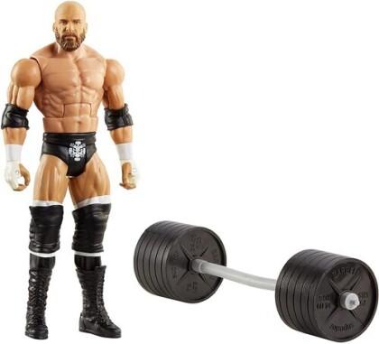 WWE - Wwe Wrekkin Figure Triple H