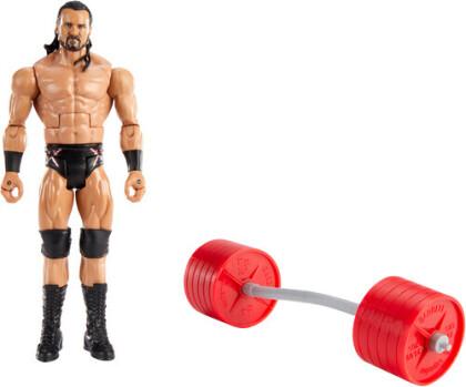 WWE - Wwe Wrekkin Figure Drew Mcintyre