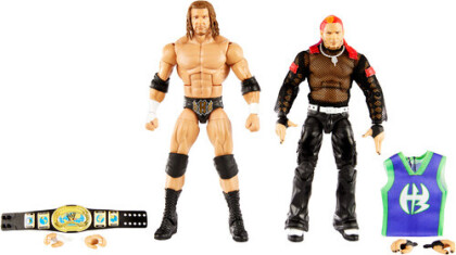 WWE - Wwe Elite Triple H And Jeff Hardy