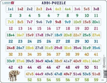 Addition (Kinderpuzzle)