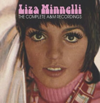 Liza Minnelli - Complete A&M Recordings