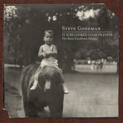 Steve Goodman - It Sure Looked Good On Paper - The Demos (Digipack)