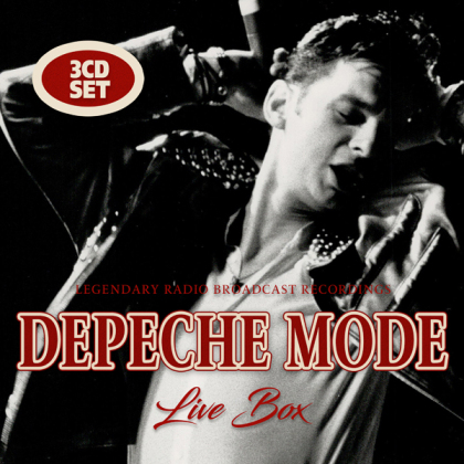 Depeche Mode - Live Box (3 CDs)