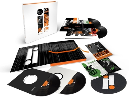 Impulse Records: Music, Message And The Moment (4 LPs)